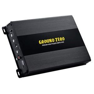 Ground Zero GZIA 1.1000DX-ll - 1 x 1000watt 1ohm