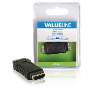Valueline Hi Speed HDMI m/Ethernet Adapter HDMI Hun-HDMI Hun
