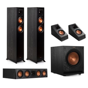Klipsch RP-4000F 5.1 Home Theater System