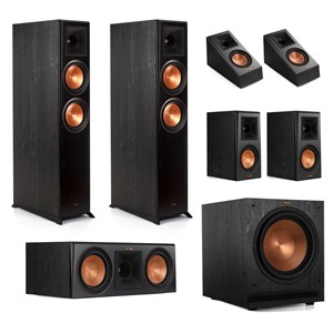 Klipsch RP-6000F 5.1.2 Dolby Atmos Home Theater System