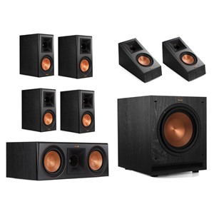 Klipsch RP-600M 7.1 Home Theater System
