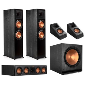 Klipsch RP-8000F 5.1 Home Theater System