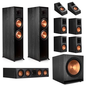 Klipsch RP-8000F 7.1.2 Dolby Atmos Home Theater System