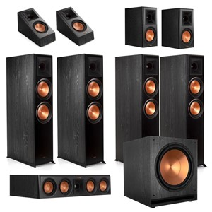 Klipsch RP-8060FA 7.1.4 Dolby Atmos Home Theater System