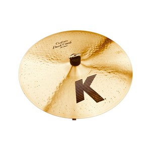 "Zildjian ""18"" K Custom Dark Crash"""